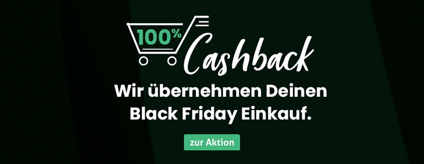 Black Friday Gewinnspiel