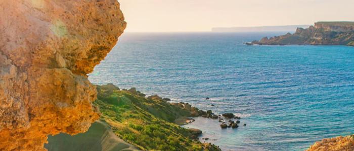 Meer und Kliffe