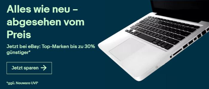 ebay Laptop und Angebot