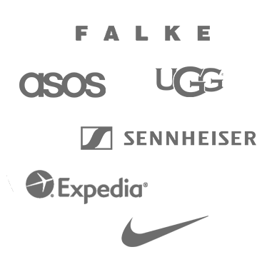 selection of brand logos