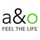 a&o FEEL THE LIFE Square Logo