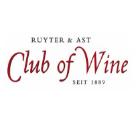 Club of Wine Square Logo