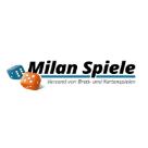 Milan-Spiele Square Logo