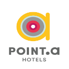 Point A Hotels Square Logo