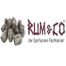 Rum & Co. Square Logo