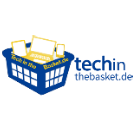 Techinthebasket Square Logo